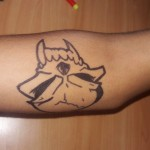 Tattoo Making & Face Painting(6)