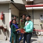 Tree Plantation Program by Degree College 2019 (10)