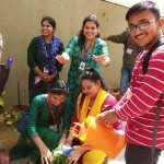 Tree Plantation Program by Degree College 2019 (6)
