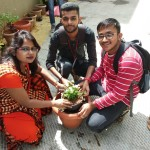 Tree Plantation Program by Degree College 2019 (8)