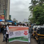 Swaccha Bharat Abhiyan Rally by OCCM Jr. College Students. 2019-2020 (2)