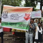 Swaccha Bharat Abhiyan Rally by OCCM Jr. College Students. 2019-2020 (3)