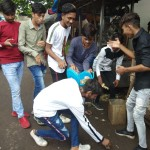 Swaccha Bharat Abhiyan Rally by OCCM Jr. College Students. 2019-2020 (6)