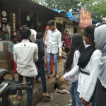 Swaccha Bharat Abhiyan Rally by OCCM Jr. College Students. 2019-2020 (7)