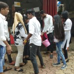 Swaccha Bharat Abhiyan Rally by OCCM Jr. College Students. 2019-2020 (8)