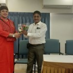 Moderator Guest Lecture by Prof. Prakash Parkhe. (1)