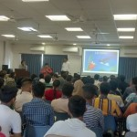 Moderator Guest Lecture by Prof. Prakash Parkhe. (10)