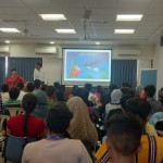 Moderator Guest Lecture by Prof. Prakash Parkhe. (8)